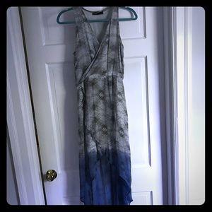 Gorgeous, Flowy Silk Gypsy 05 Dress
